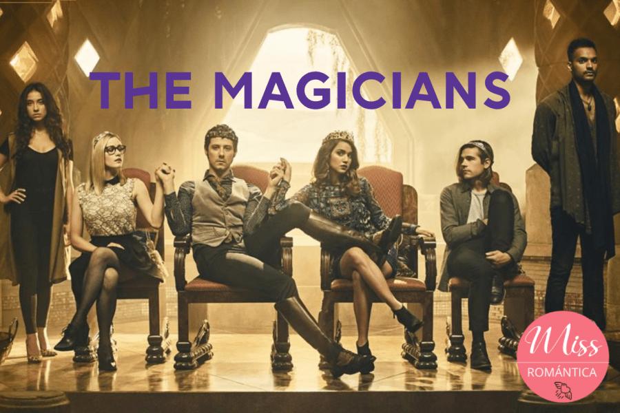 The Magicians Reseña
