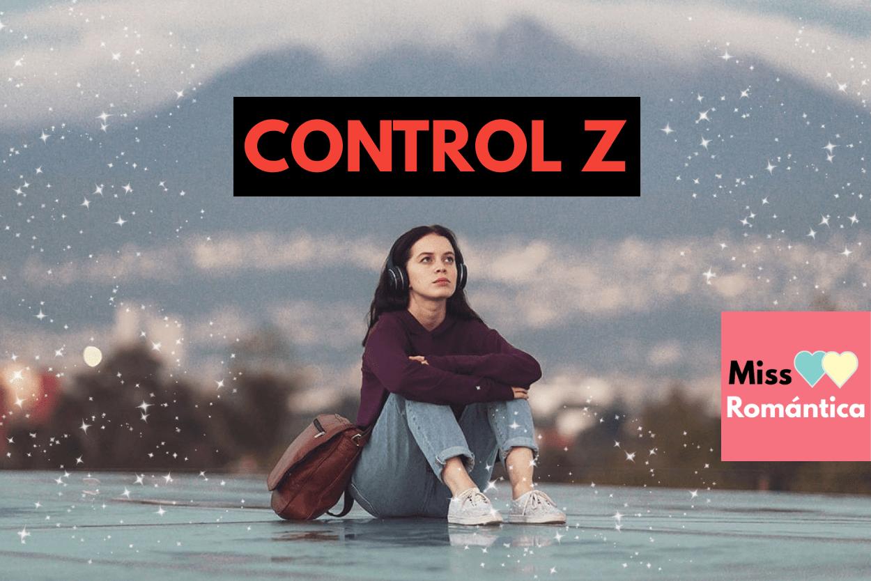 Control Z portada Miss Romántica