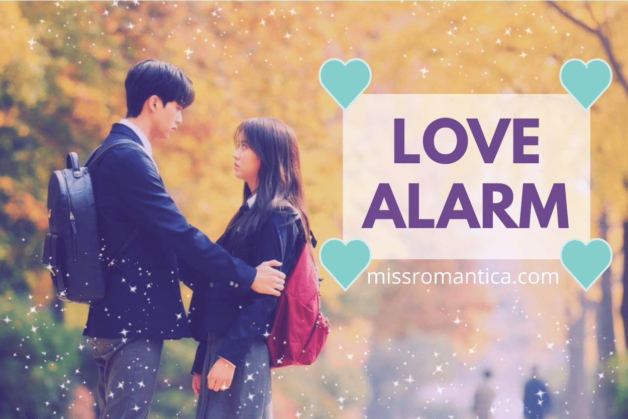 Love Alarm Portada