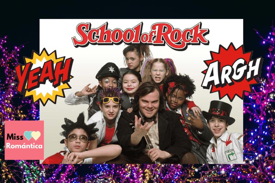Escuela de Rock reseña