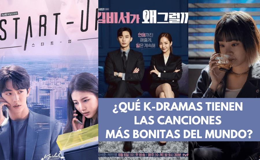 ost K-dramas más bonitas